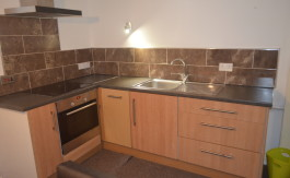 1 Bed Apartment Huddersfield